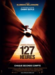 127 heures affiche