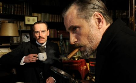 a dangerous method acteurs