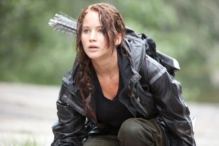 hunger games actrice