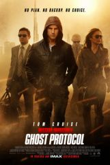 mission impossible ghost protocol affiche