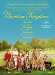 moonrise kingdom affiche