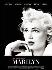 my week with marilyn affiche