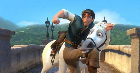 Raiponce la magie des pixar et des disney r unie une - Maximus cheval raiponce ...