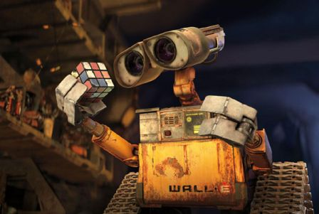 wall e portrait