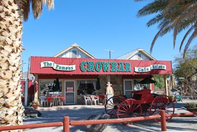 Crow bar soshone