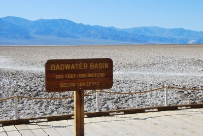 Badwater Death Valley