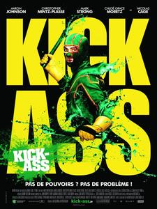 Kick Ass affiche film